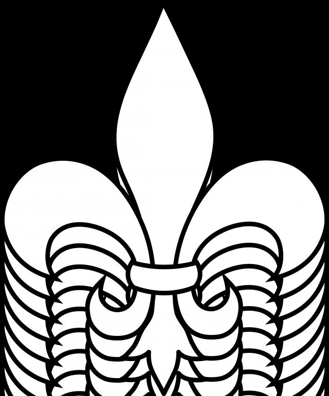Picture of a fleur de lis clipart fleur de lis