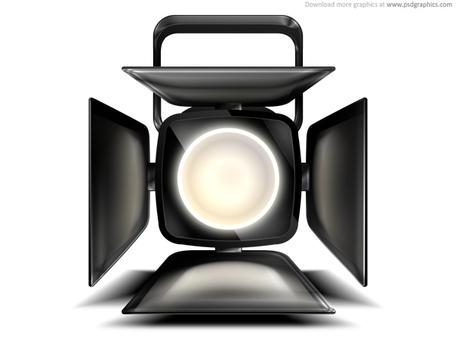 Spotlight clip art vector spotlight graphics