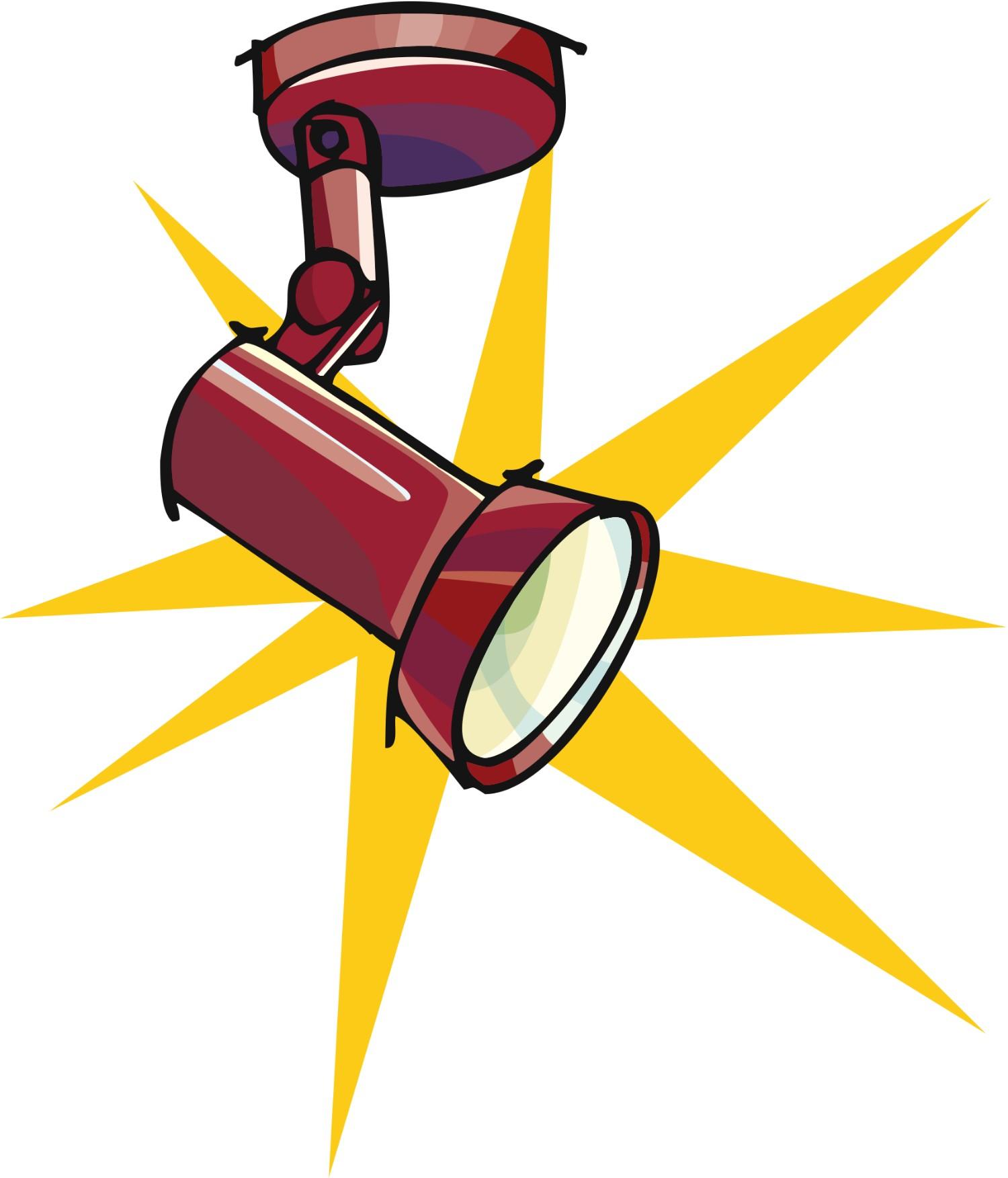 spotlight clipart - Jaxstorm.realverse.us