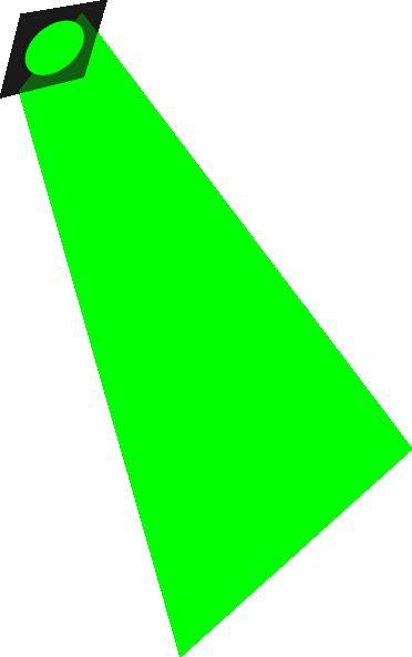 Spotlight green light clip art vector clip art free