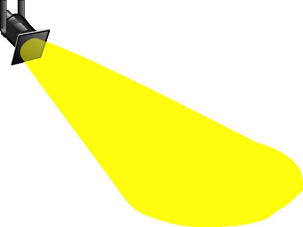 Spotlight1 clip art at vector clip art
