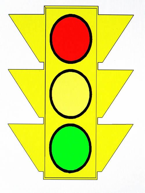 Stop light clipart