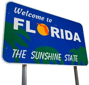Welcome to florida sign clip art liked variety