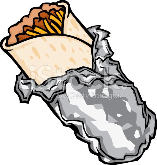 Burrito de historieta illustracion libre de derechos istock clip art