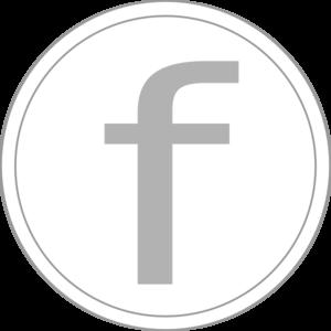 Facebook icon clip art high quality clip art
