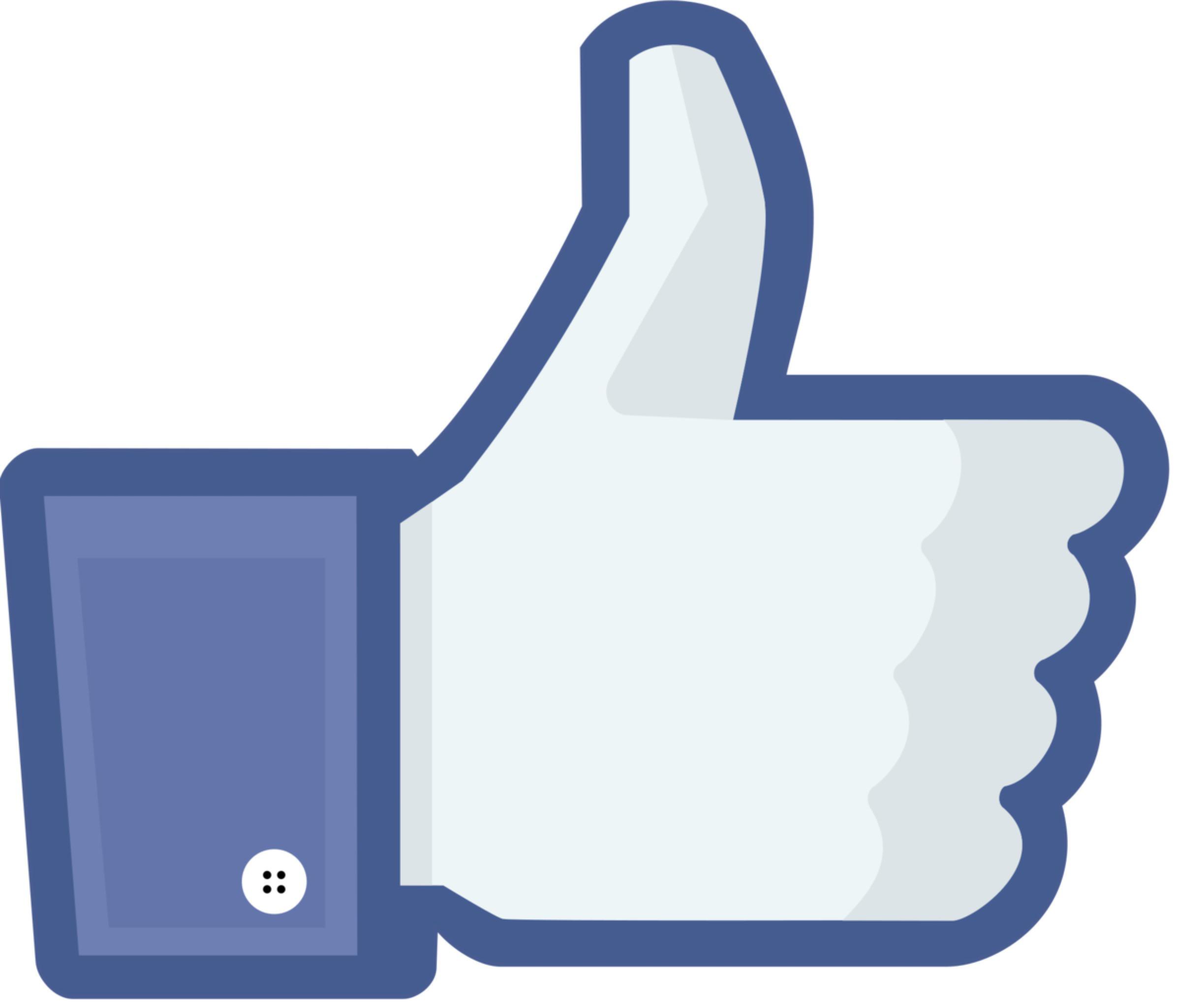 Facebook logo free clipart