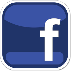Facebook logo vector art clipart