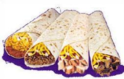 Free burrito clipart