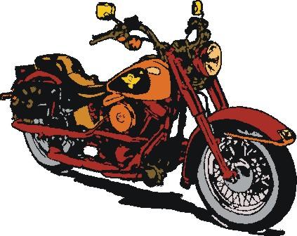 Harley davidson clip art free