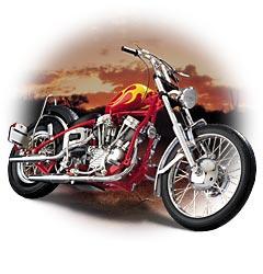 Harley davidson crazy eddie clipart 2