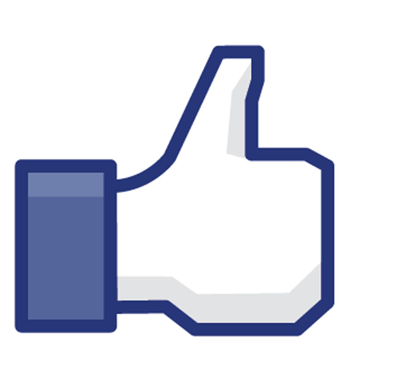 Logo like facebook clipart