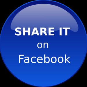 Share it on facebook clip art at vector clip art