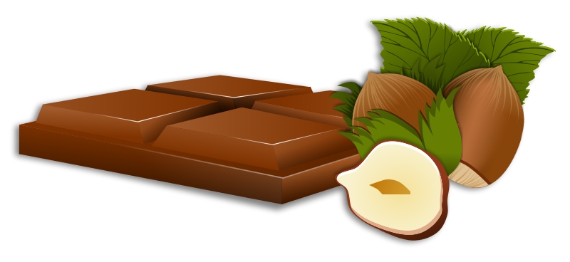 Chocolate free to use  clipart