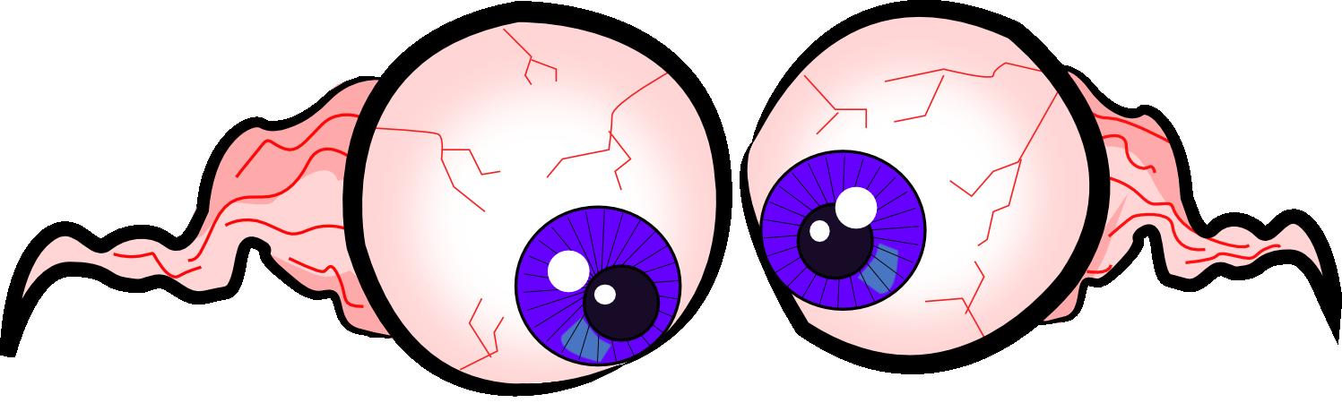 Eyeball eye balls clip art clipart
