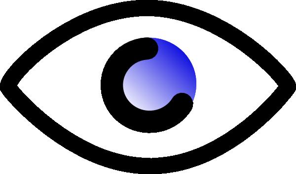 Eyeball eye clip art vector clip art 2