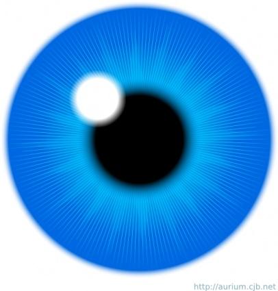 Eyeball human eye clip art free clipart images