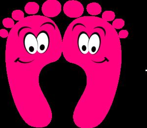 Foot free feet clip art clipart