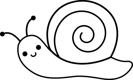 Cute snail clip art free clipart images