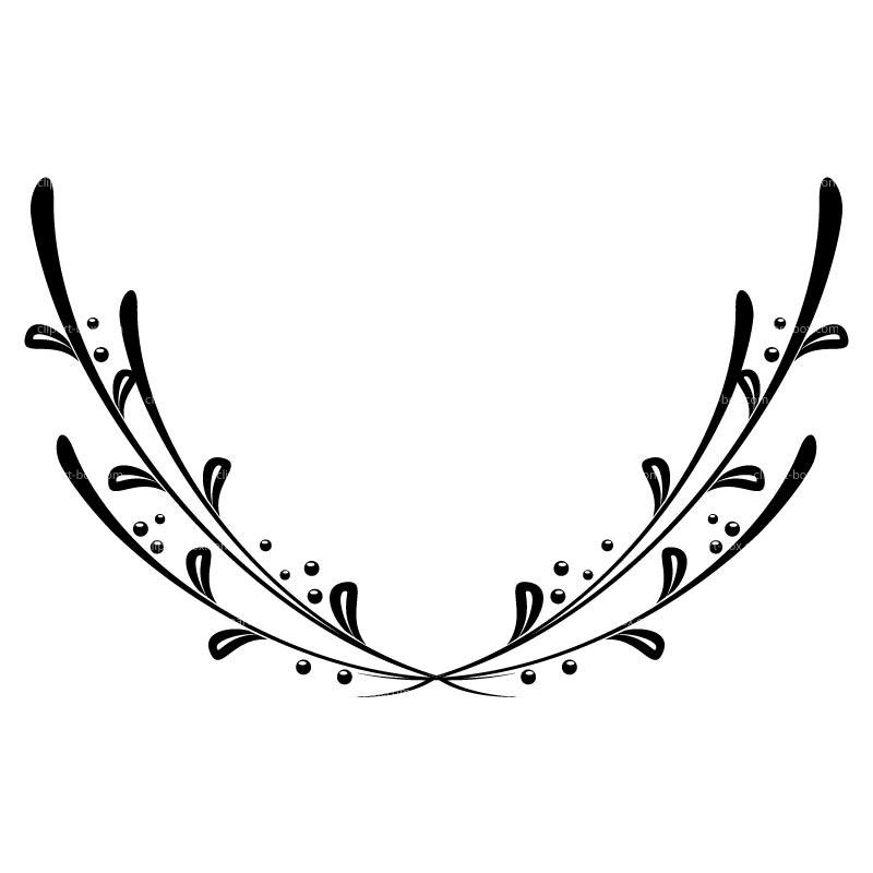 Floral 0 designer clip arts 1