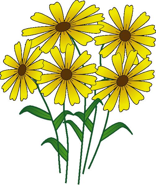 Floral clip arts dromiab top