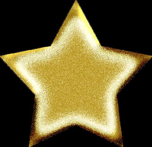 Gold star clipart dromhjj top