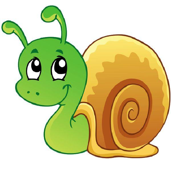 Snail 1 pixels cute clip art snails