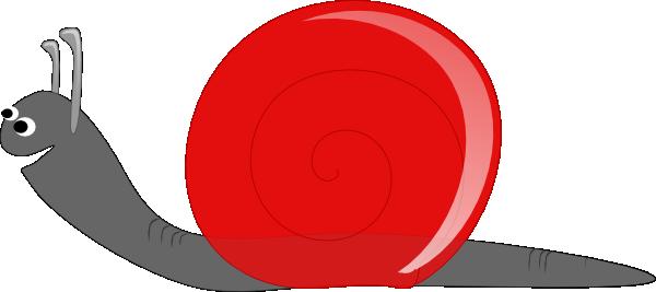 Snail clip art at vector clip art