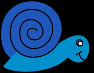 Snail vector clip art