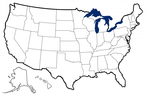 us map usa map with state outlines clipart image #28426