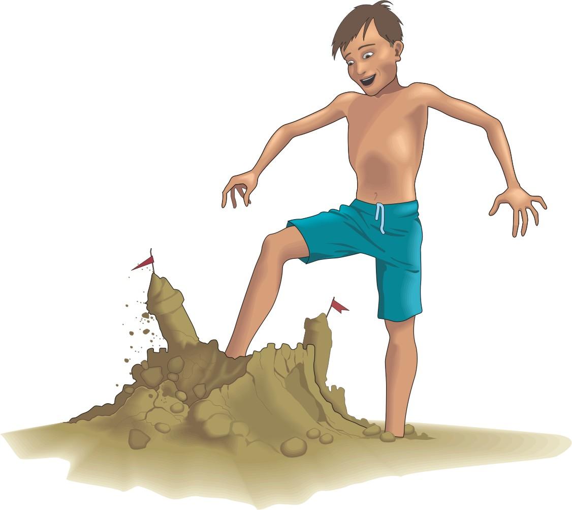 Sand bugs clip art