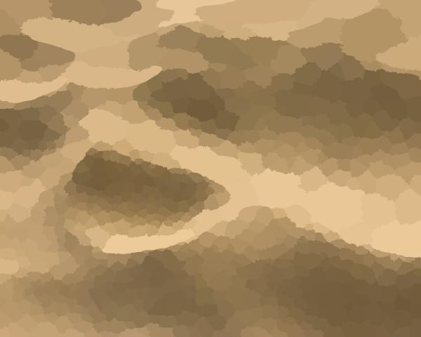 Sand dunes soft clip art at vector clip art
