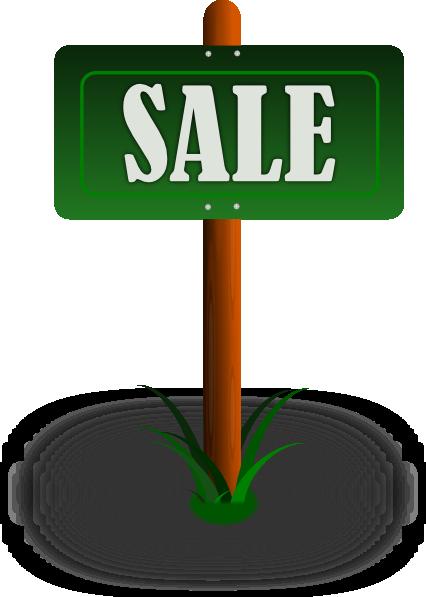 Clip art sale banner 2