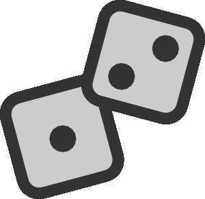 Dice clip art at vector clip art free 2