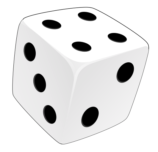 Dice free to use  clip art