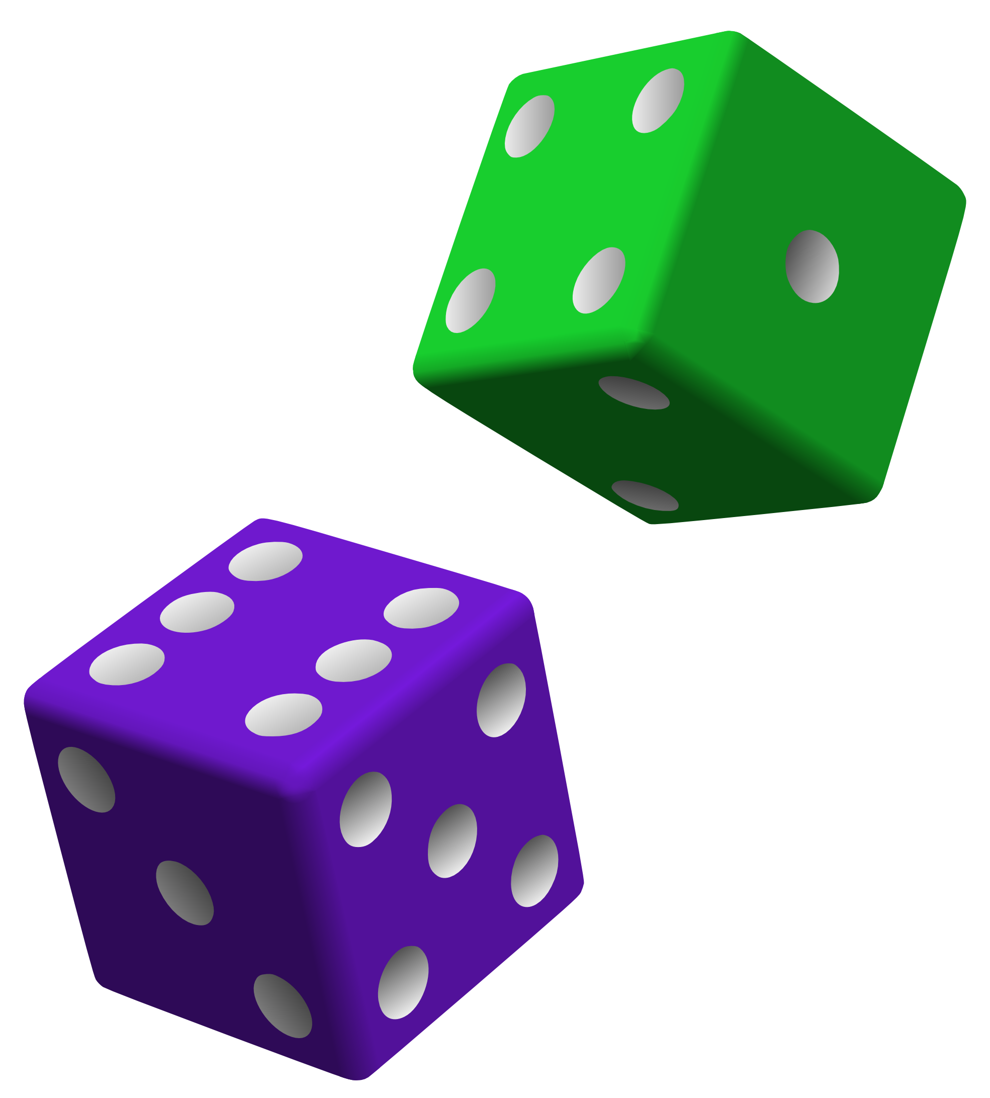 Dice this clip art is derived free clipart images