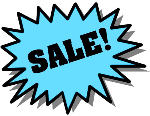 Free clip art garage sale