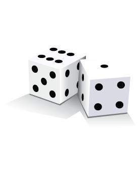 Free dice clip art web graphics at stuart