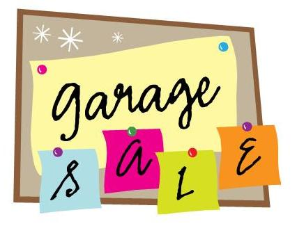 Garage sale clip art free