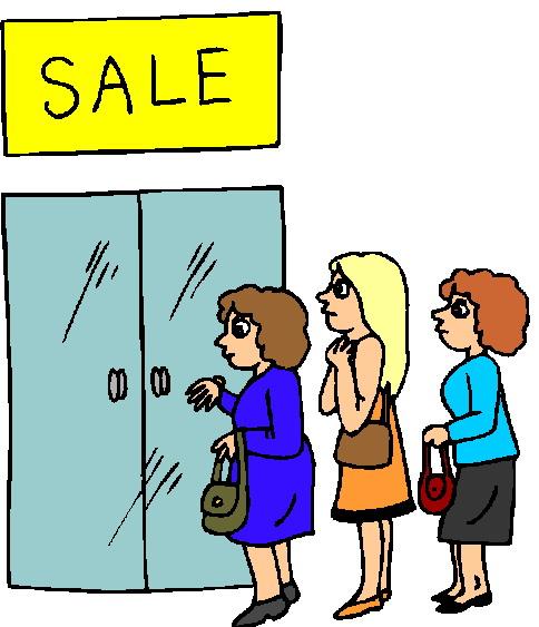 Sale clip art 6