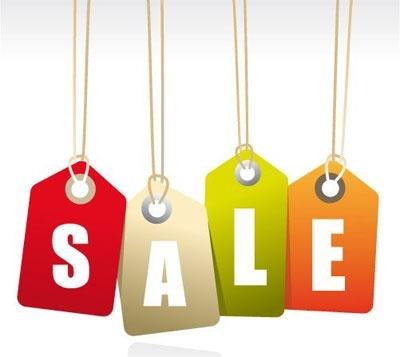 Sale clip art 7