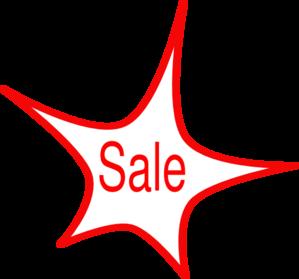 Sale clip art at vector clip art free 2