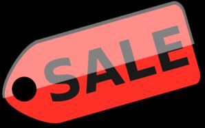 Sale tag clip art at vector clip art