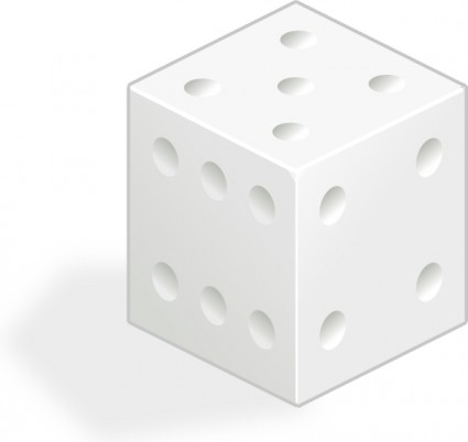 White dice clip art free vector in open office drawing svg svg