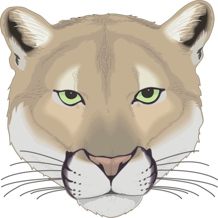 Cartoon cougar clip art next back to cartoon clipart from