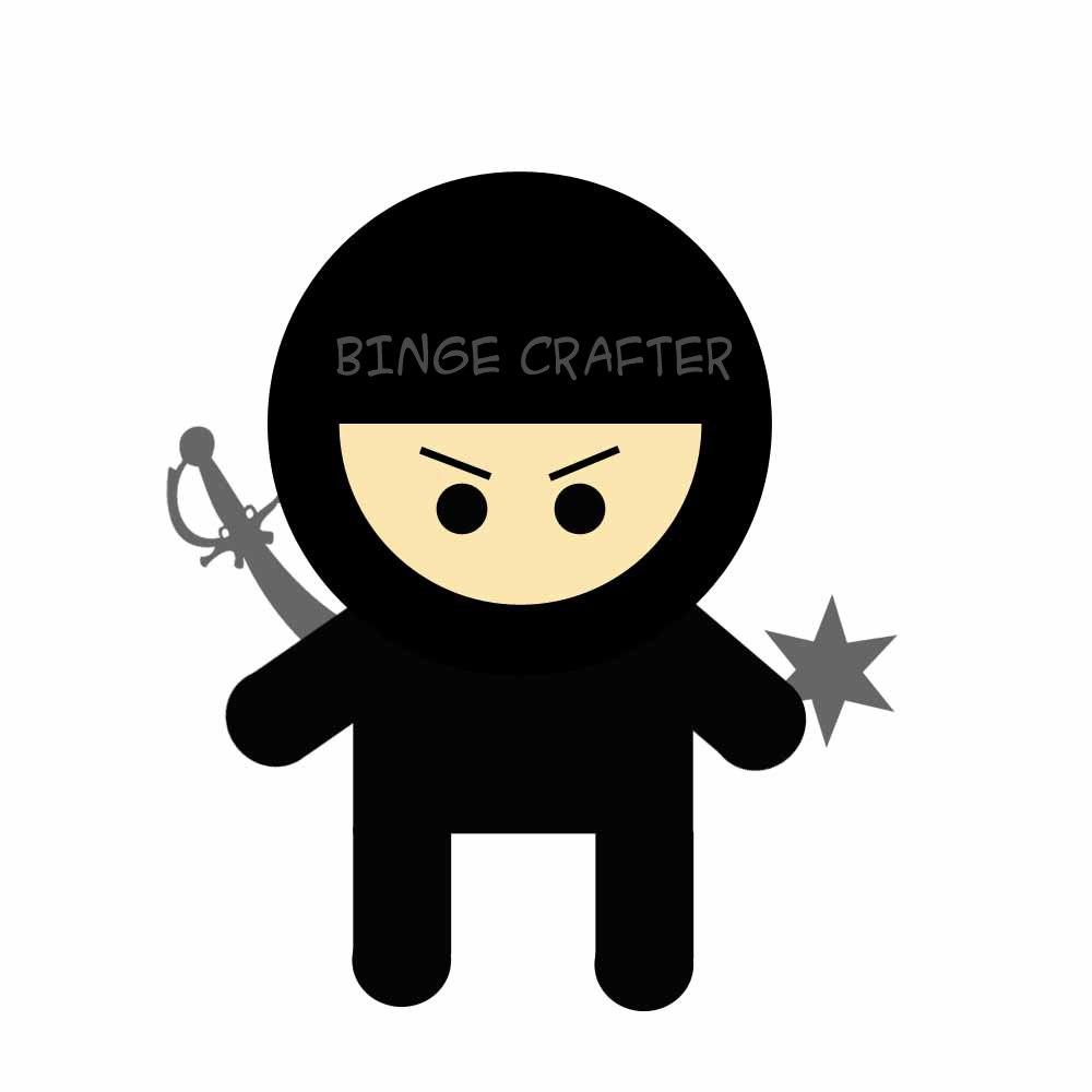 Cool ninja clipart