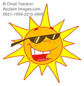 Cool sun clip art imgmob