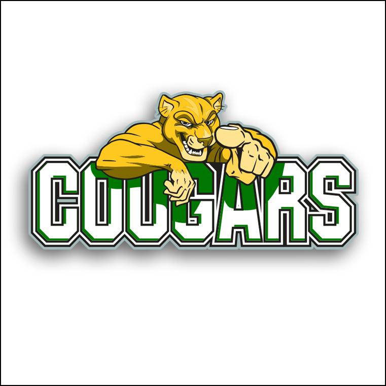 Cougar gator clip art