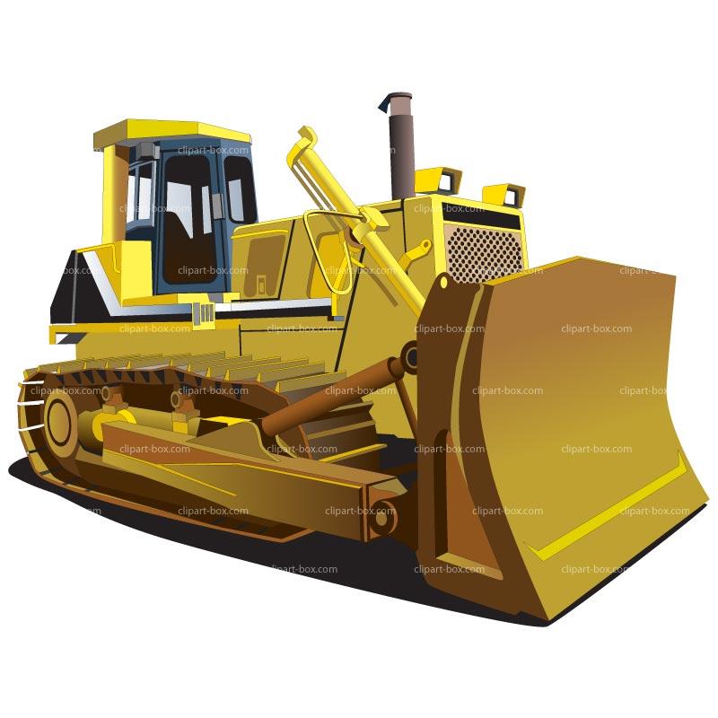 Free clip art bulldozer dromgfd top