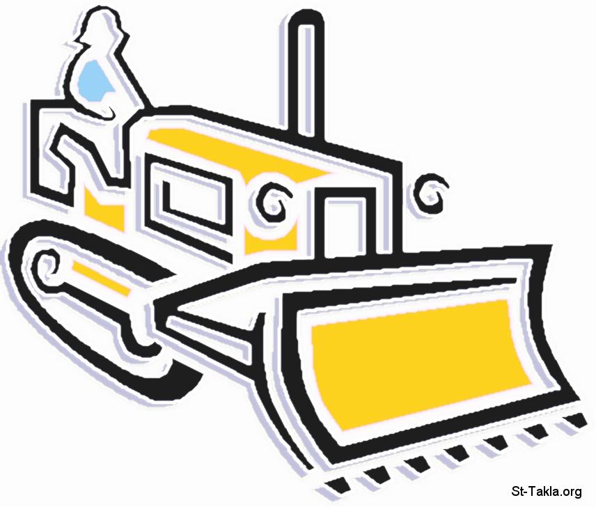 Image bulldozer clipart br