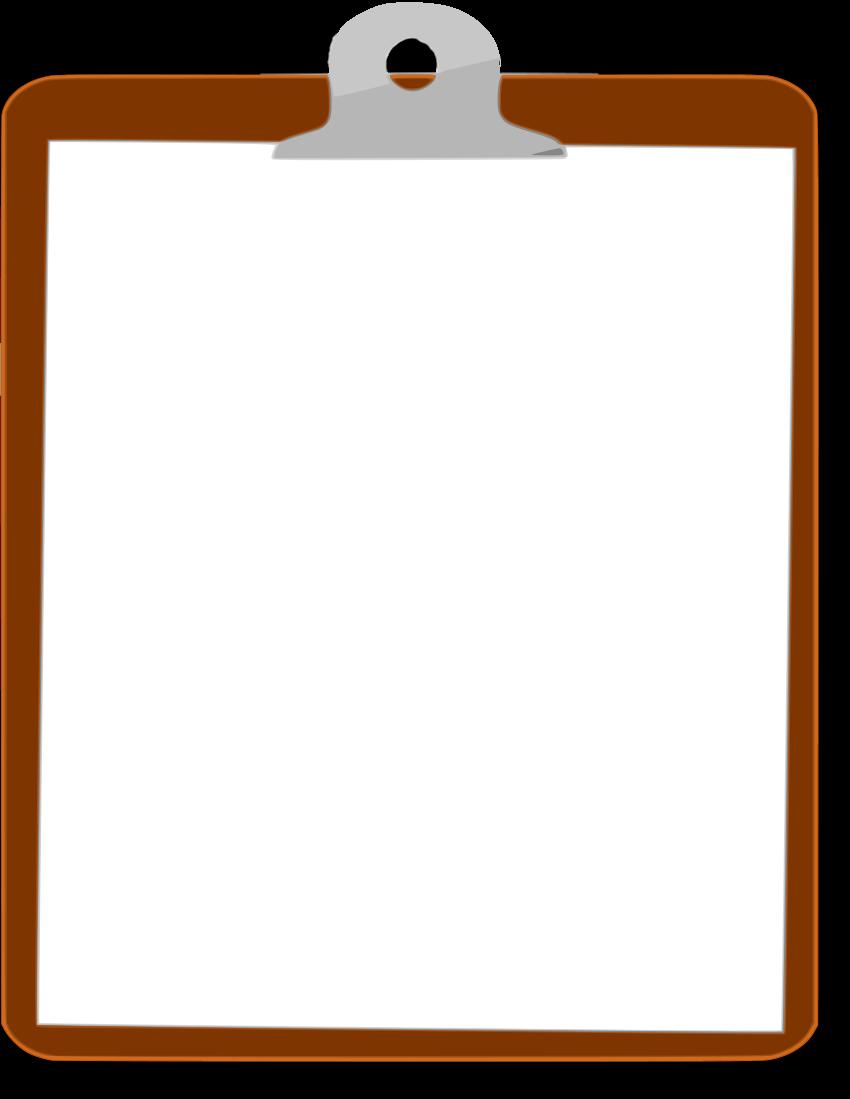 Clipboard board clip art dromffl top